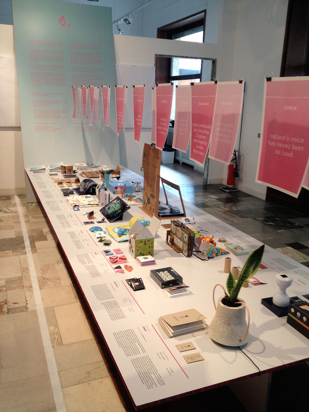 Innovation studio 2015 substrato master degree in for Polimi design