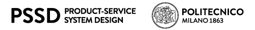 Master Degree in Product Service System Design